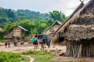 Lanten village