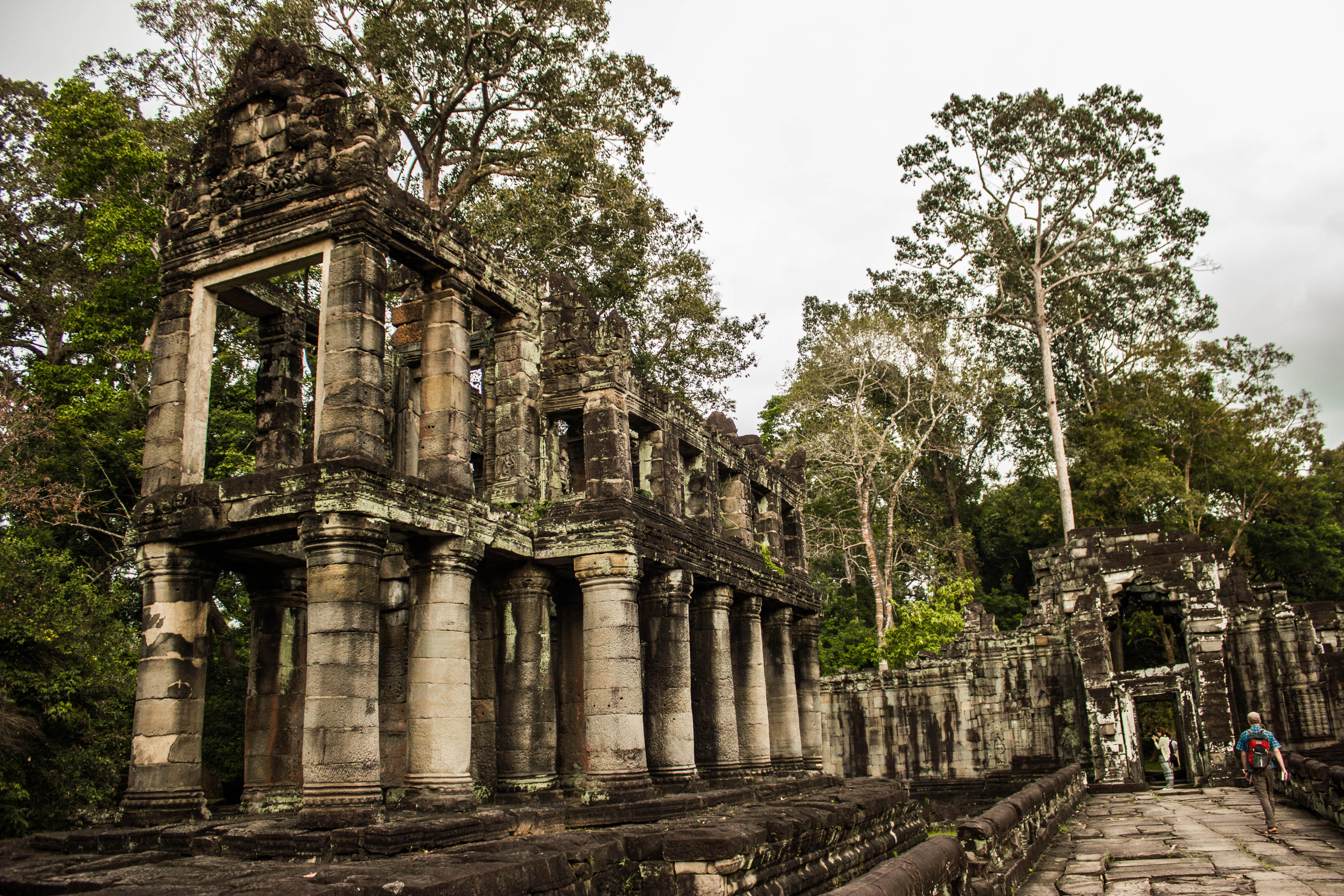 Preah khan red white amp lost