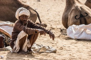 Check out the camel bum moustache.