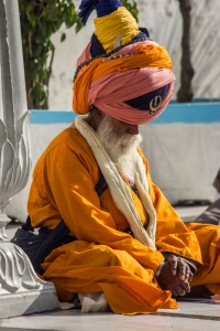 Now that's a turban!